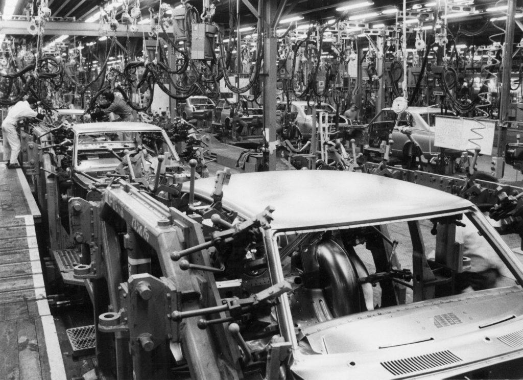 日本史における製造業の重要性